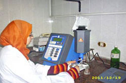 Photo of Flamephotometer
