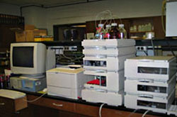 Photo of HPLC